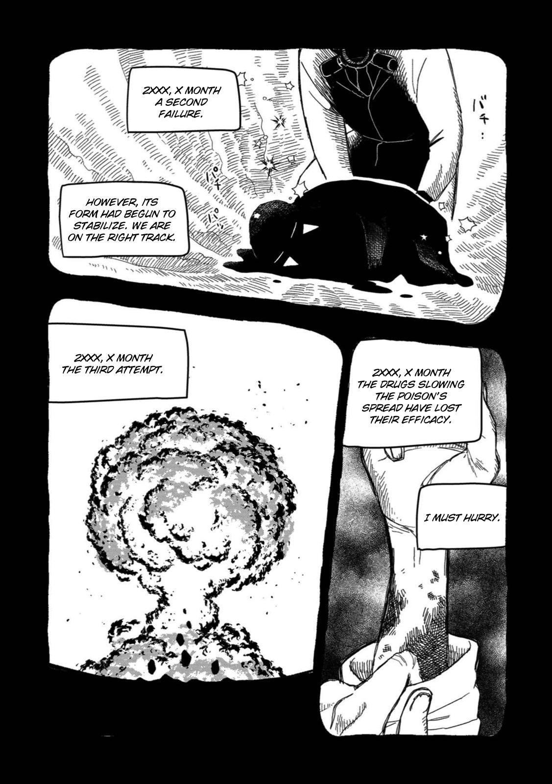 Rojica To Rakkasei Chapter 24: Among The Fireflies page 30 - Mangakakalots.com