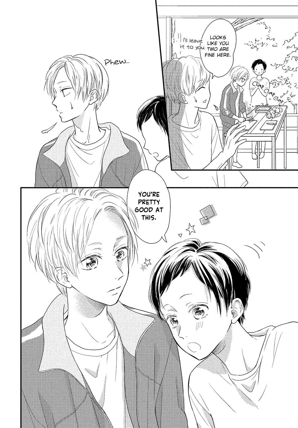 Natsuaki-Kun Wa Kyou Mo Kokuhaku Shitai Chapter 5 page 12 - Mangakakalots.com