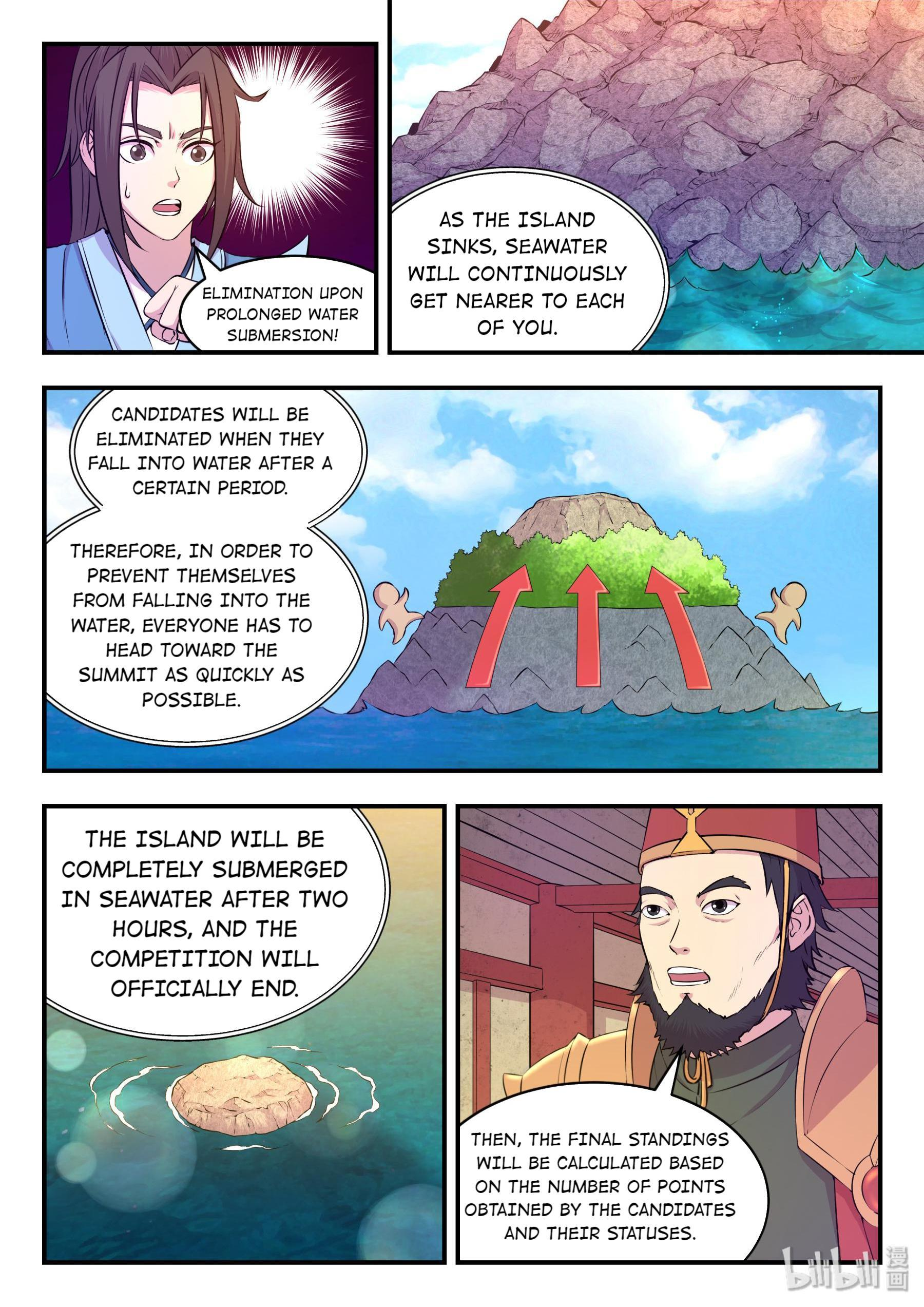 The All-Devouring Whale Chapter 31: The Final Stage page 18 - Mangakakalots.com