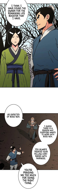 Peerless Dad Chapter 170 page 14 - Mangakakalots.com