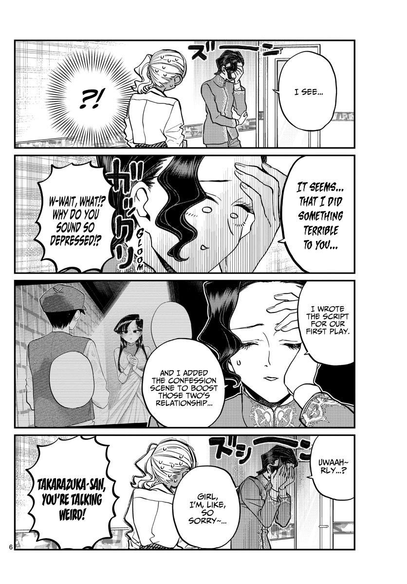 Komi-San Wa Komyushou Desu Chapter 236: The After Afterparty page 6 - Mangakakalot