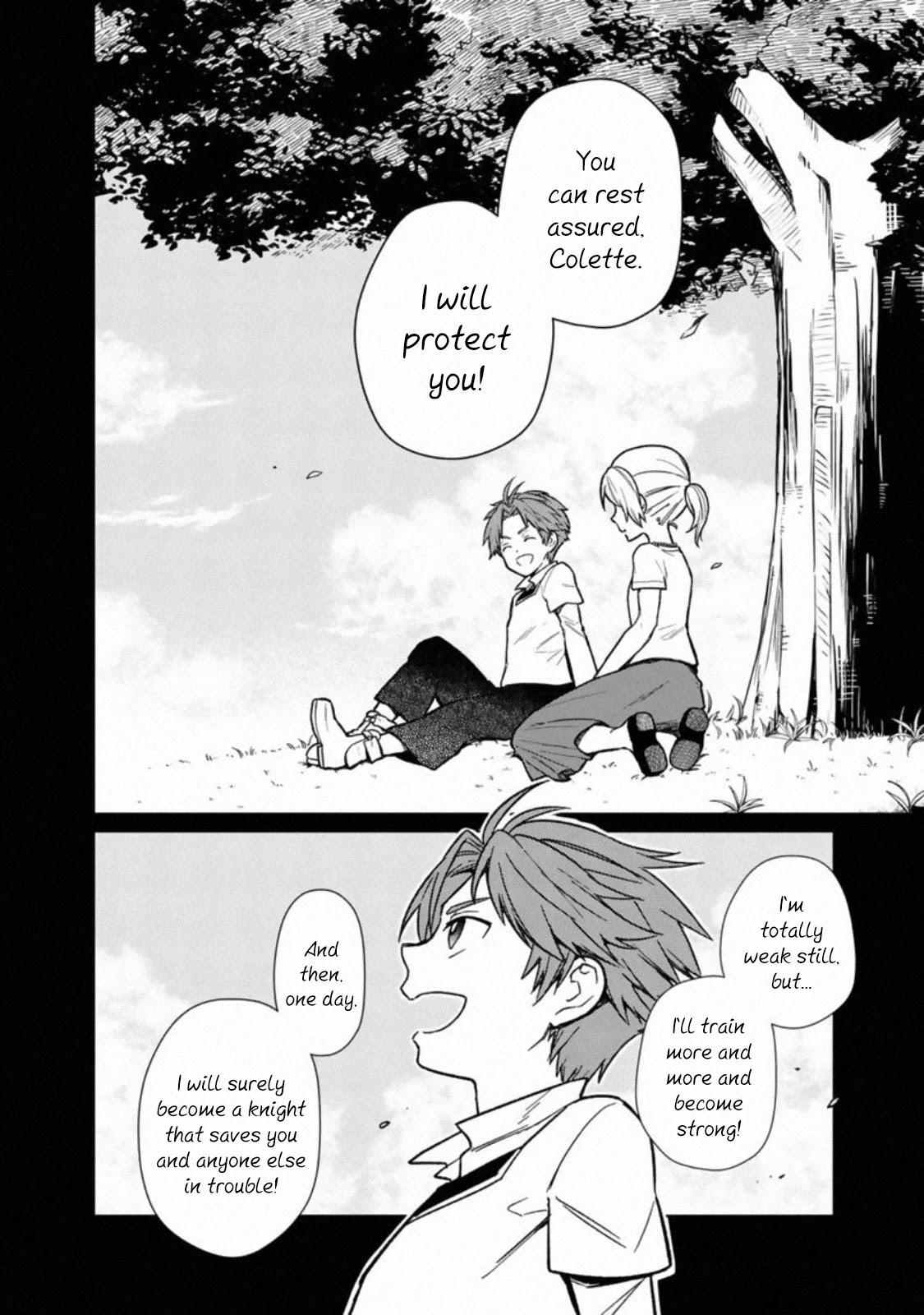 My Death Flags Show No Sign Of Ending Chapter 29 page 8 - Mangakakalots.com
