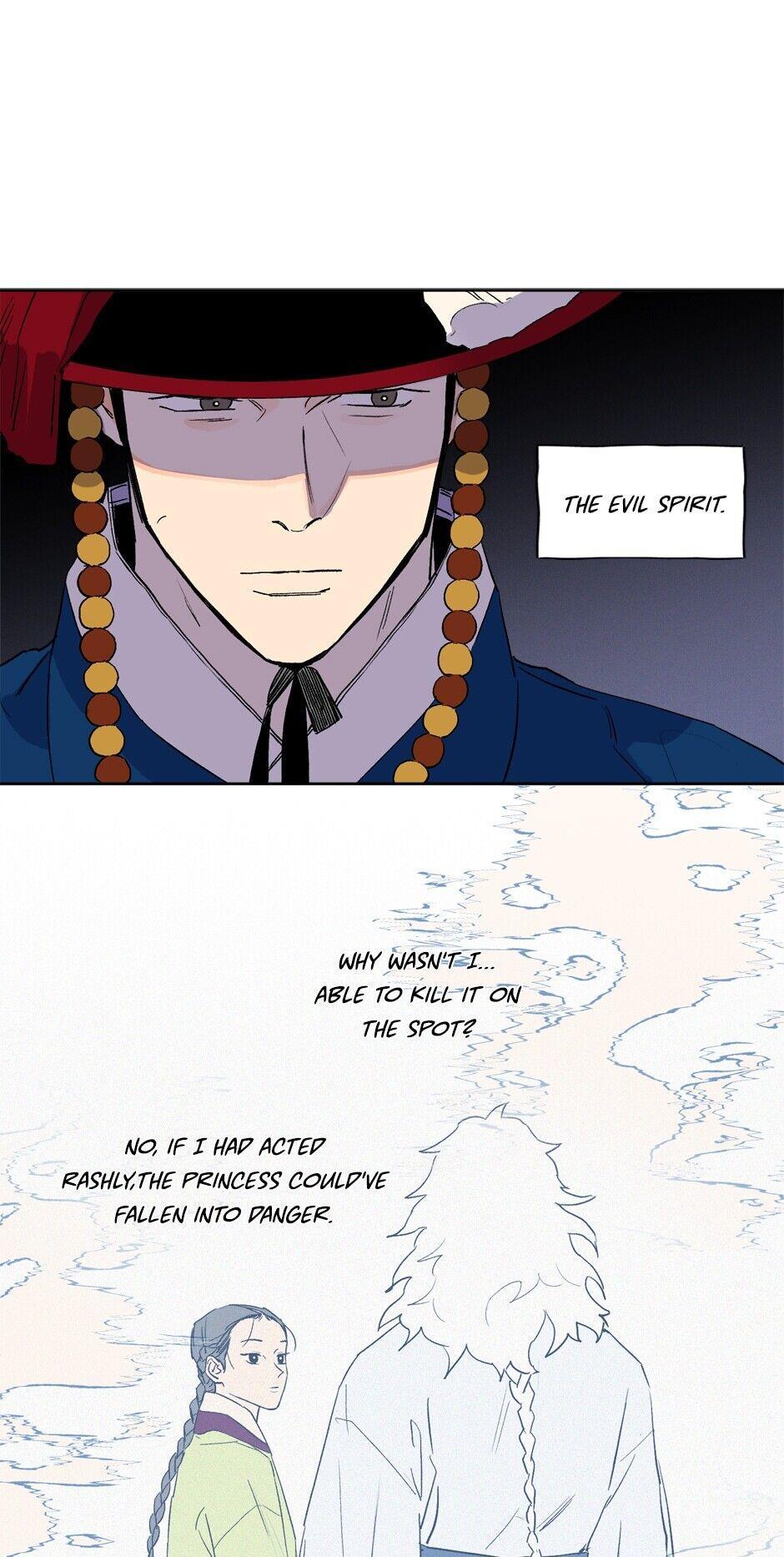 Finally, The Blue Flame Chapter 21 page 30 - Mangakakalots.com