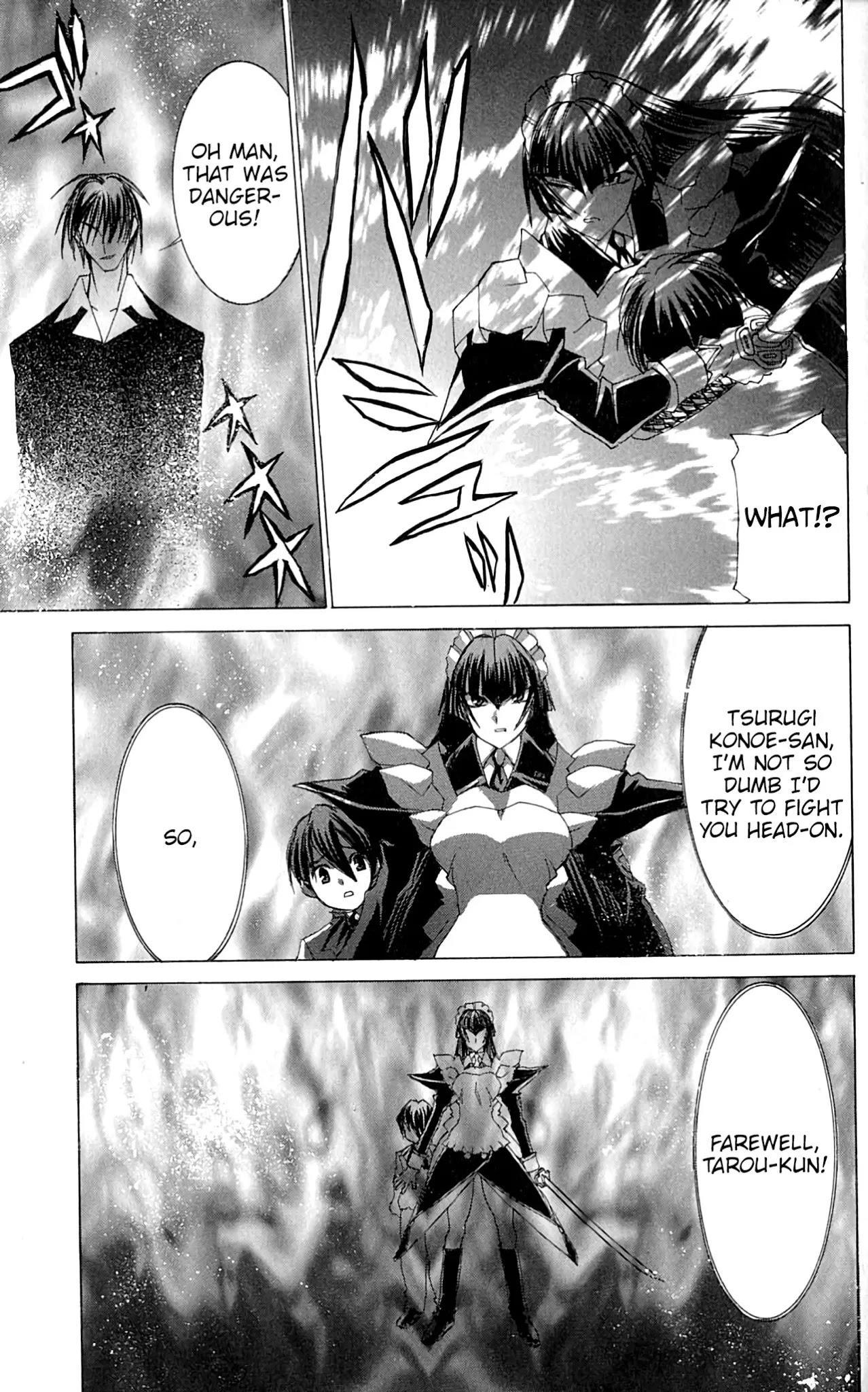 Hanaukyo Maid Tai Chapter 44 page 24 - Mangakakalots.com