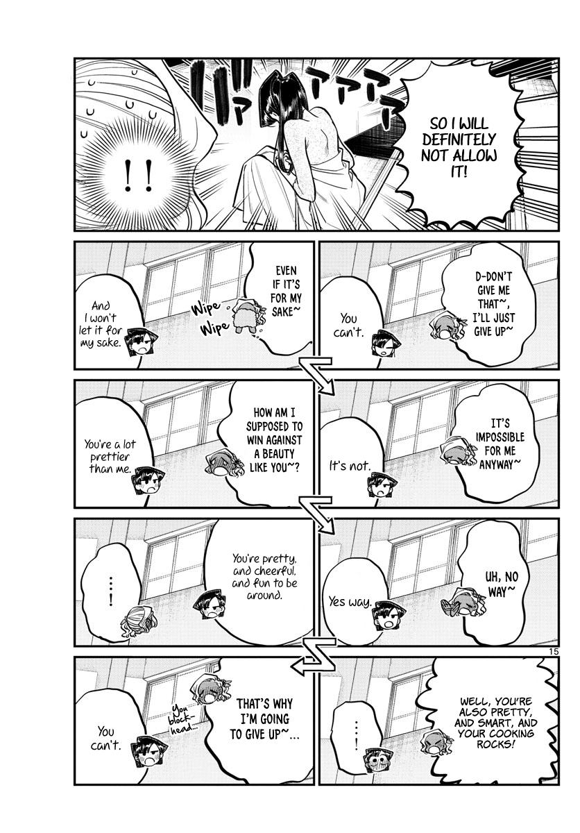 Komi-San Wa Komyushou Desu Chapter 228: Can't page 15 - Mangakakalot