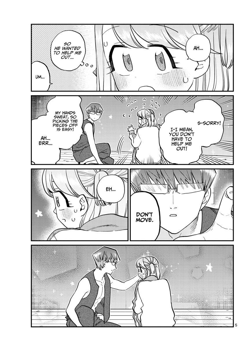 Komi-San Wa Komyushou Desu Chapter 229: Fbi page 7 - Mangakakalot