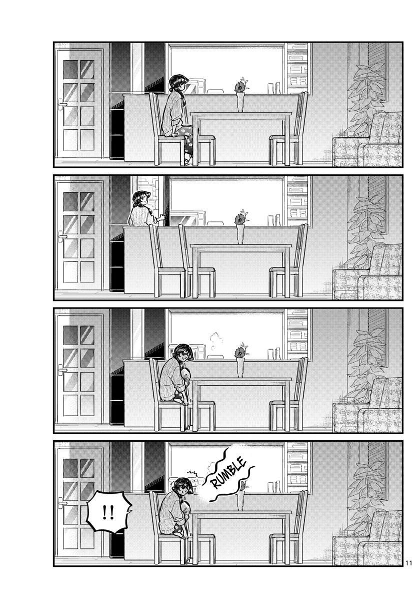 Komi-San Wa Komyushou Desu Chapter 239: Onigiri And Miso page 11 - Mangakakalot
