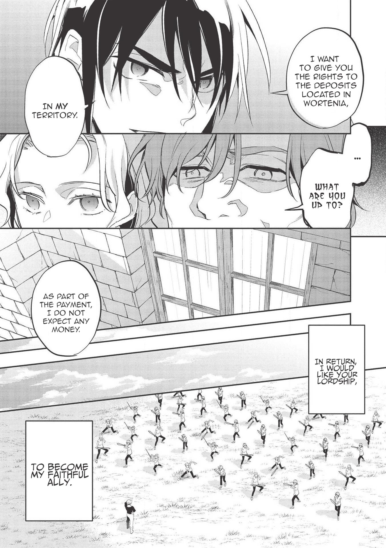 Wortenia Senki Vol.7 Chapter 32 page 11 - Mangakakalots.com