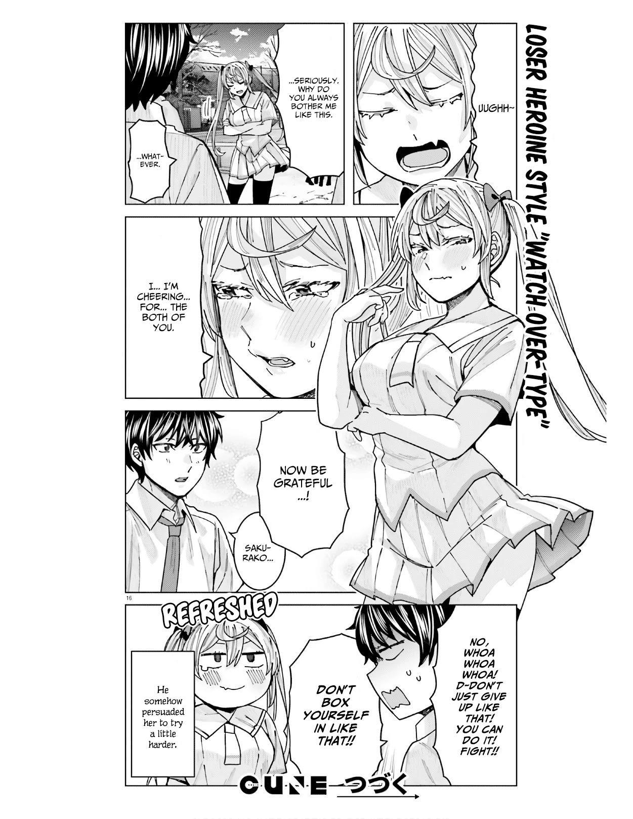 Himegasaki Sakurako Wa Kyoumo Fubin Kawaii! Chapter 12 page 16 - Mangakakalots.com