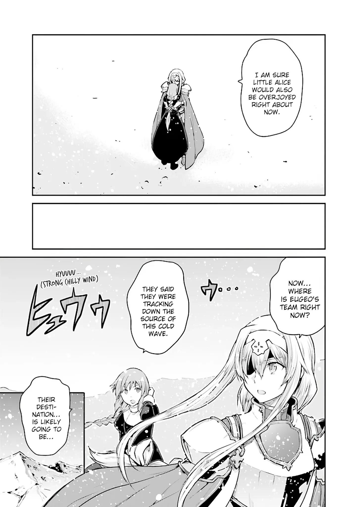 Sword Art Online - Lycoris Chapter 16: ~Epilogue~ That Which Is Passed Down page 7 - Mangakakalots.com