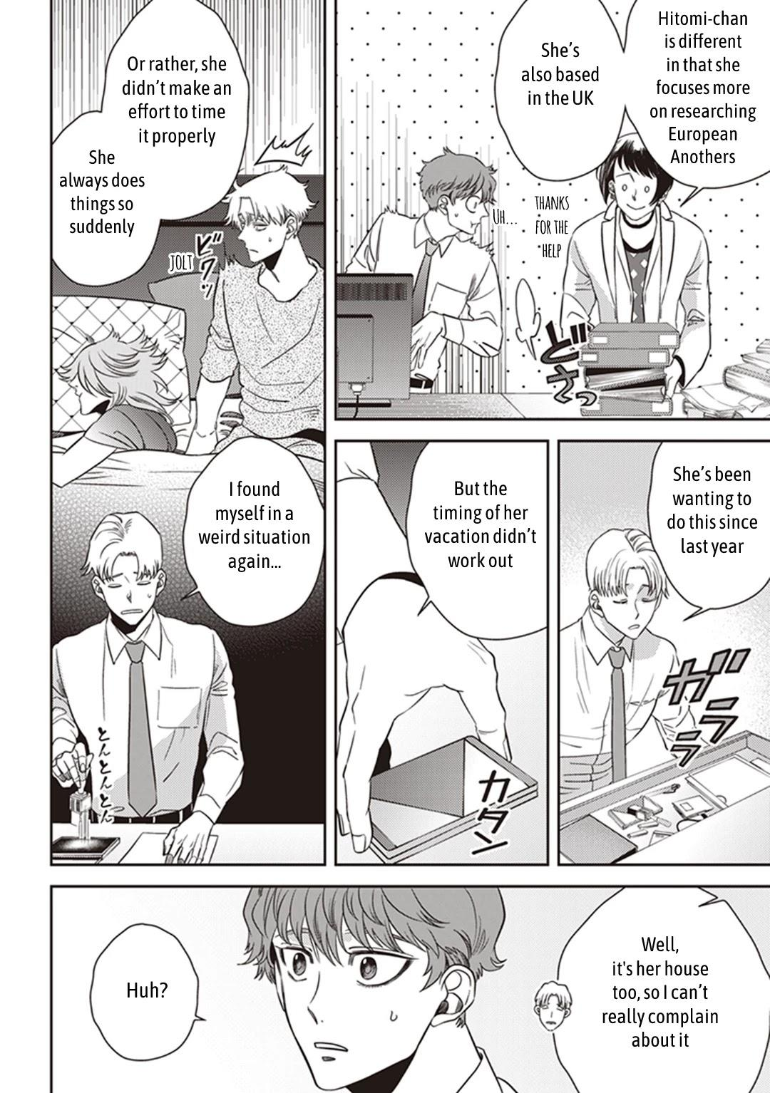 Midnight Occult Civil Servants Chapter 42: The Water God's Son-In-Law (Part 1) page 10 - Mangakakalots.com
