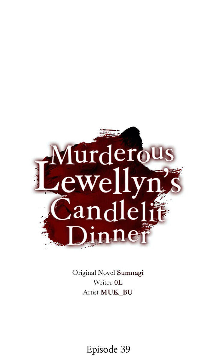 Murderer Llewellyn'S Enchanting Dinner Invitation Chapter 39 page 12 - Mangakakalots.com