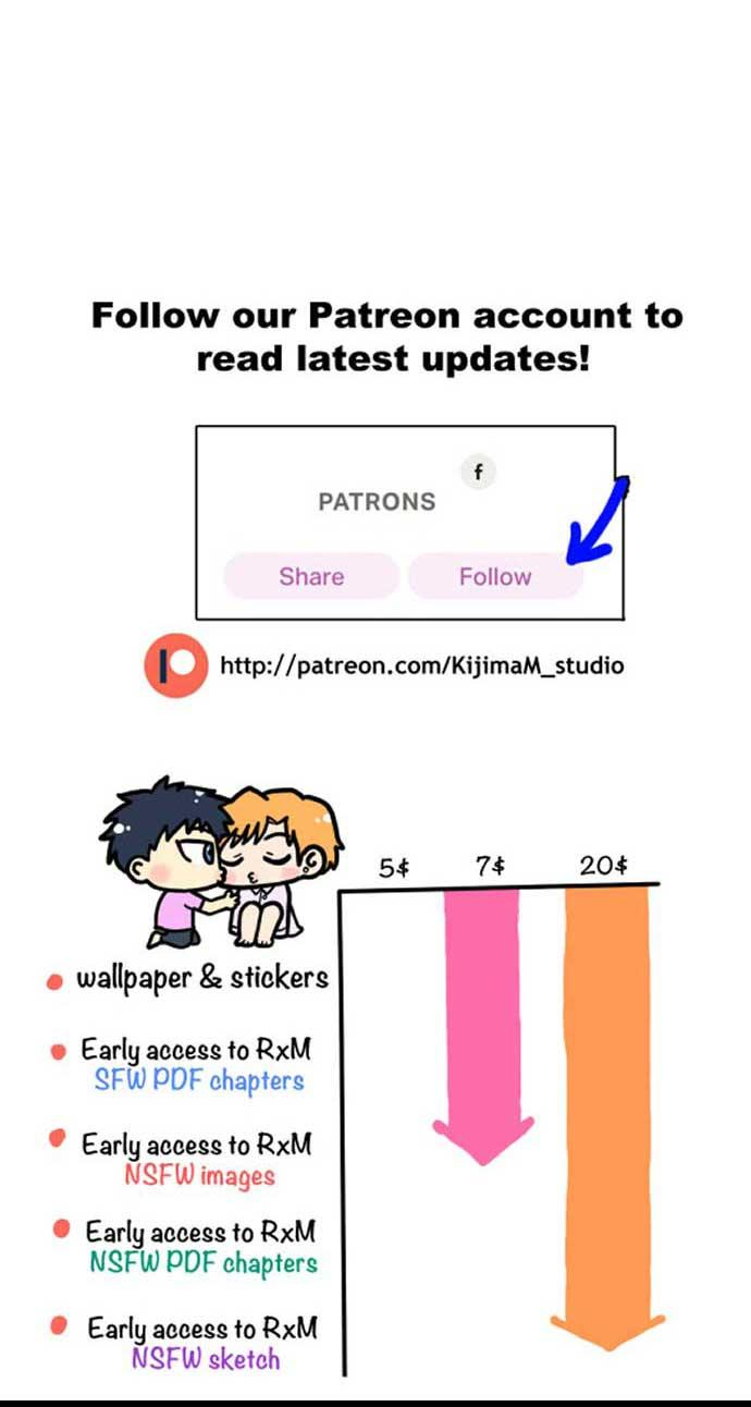 Roomxmate Chapter 50 page 36 - Mangakakalots.com