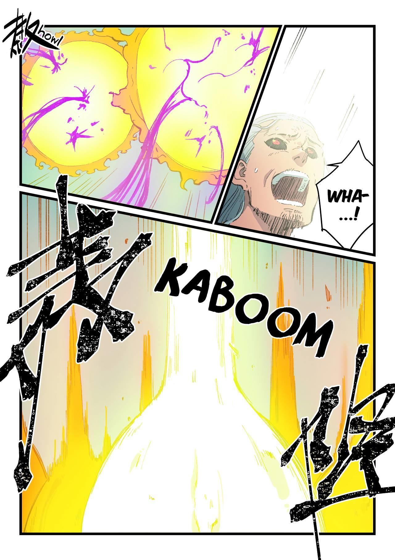 Star Martial God Technique Chapter 426 page 10 - Mangakakalots.com