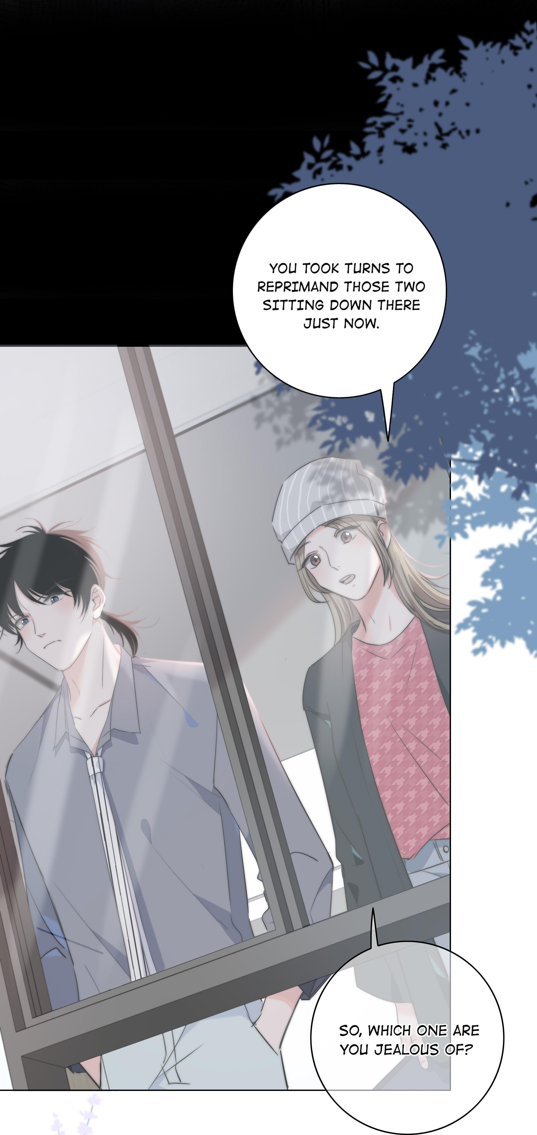 Touch Your World Chapter 36: Just Friends? page 5 - Mangakakalots.com