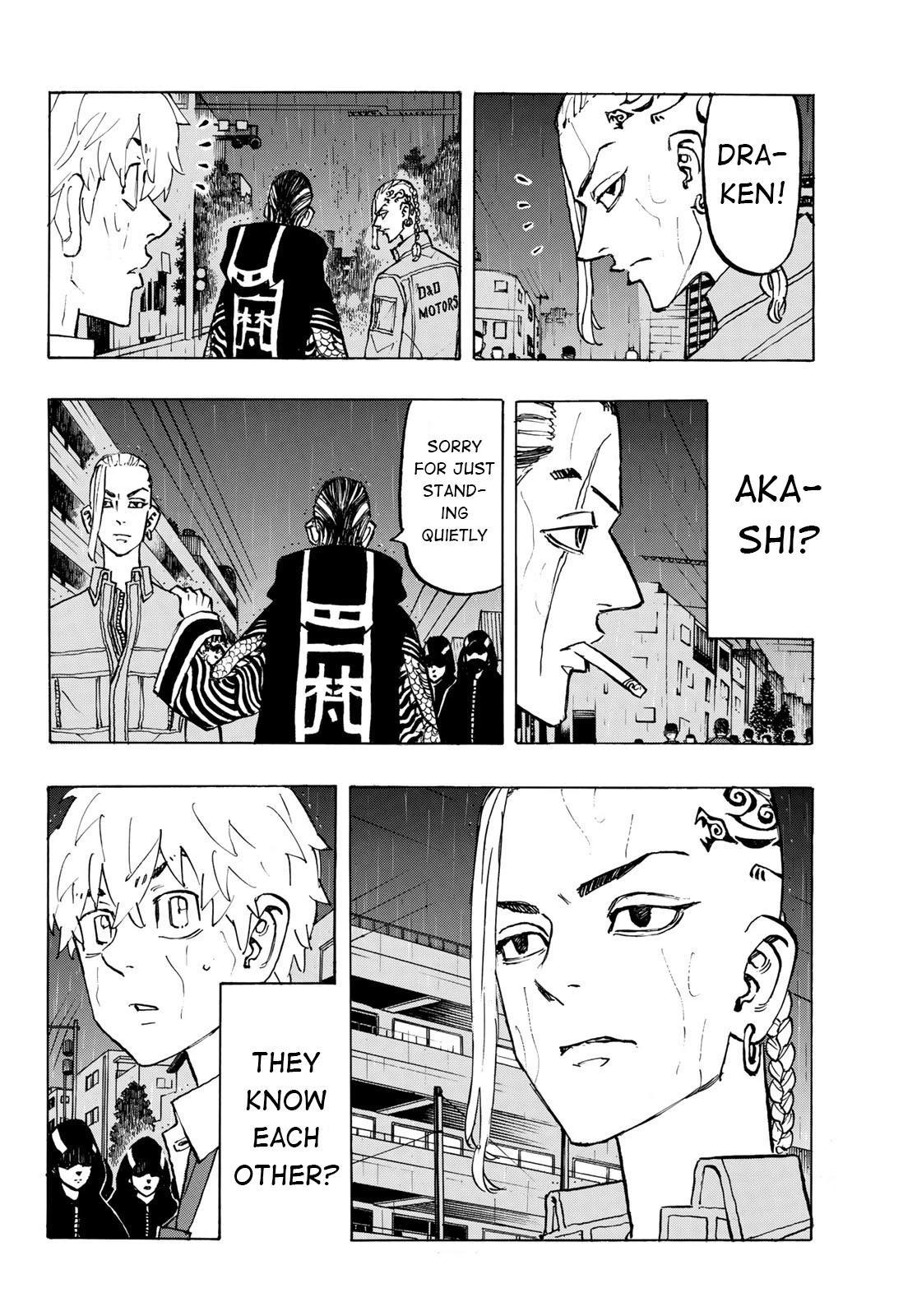 Tokyo Manji Revengers Chapter 214: The Engine Fired page 14 - Mangakakalots.com