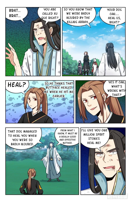 Strongest Anti M.e.t.a Chapter 185 page 7 - Mangakakalots.com