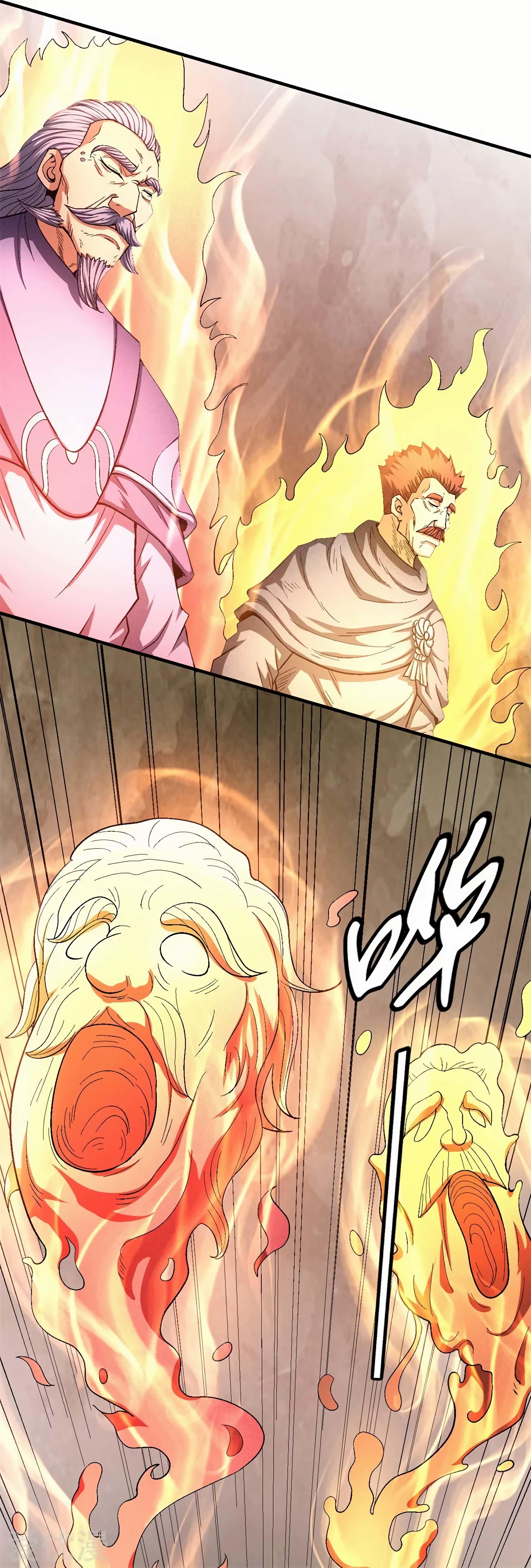 God Of Martial Arts Chapter 127.3: Mister Chi page 10 - Mangakakalots.com
