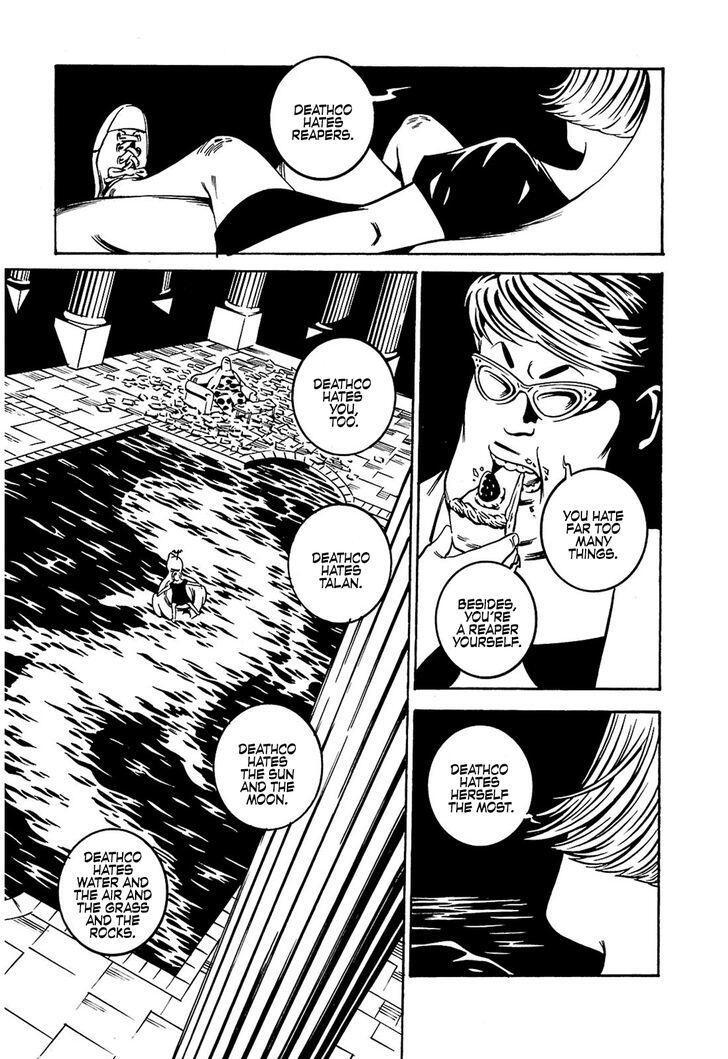 Deathco Vol.1 Chapter 5 : Castle page 25 - Mangakakalots.com