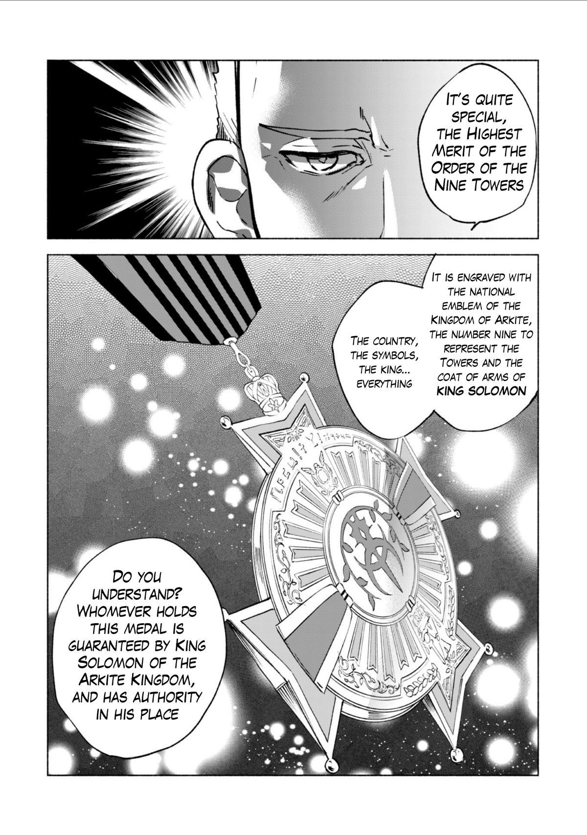 Kenja No Deshi Wo Nanoru Kenja Chapter 44 page 8 - Mangakakalots.com