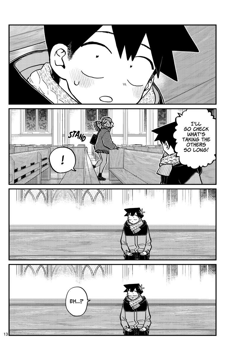 Komi-San Wa Komyushou Desu Chapter 294: I'm Also Sorry page 13 - Mangakakalots.com