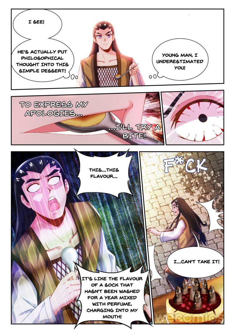 Sexy Food Chapter 8 page 9 - Mangakakalots.com