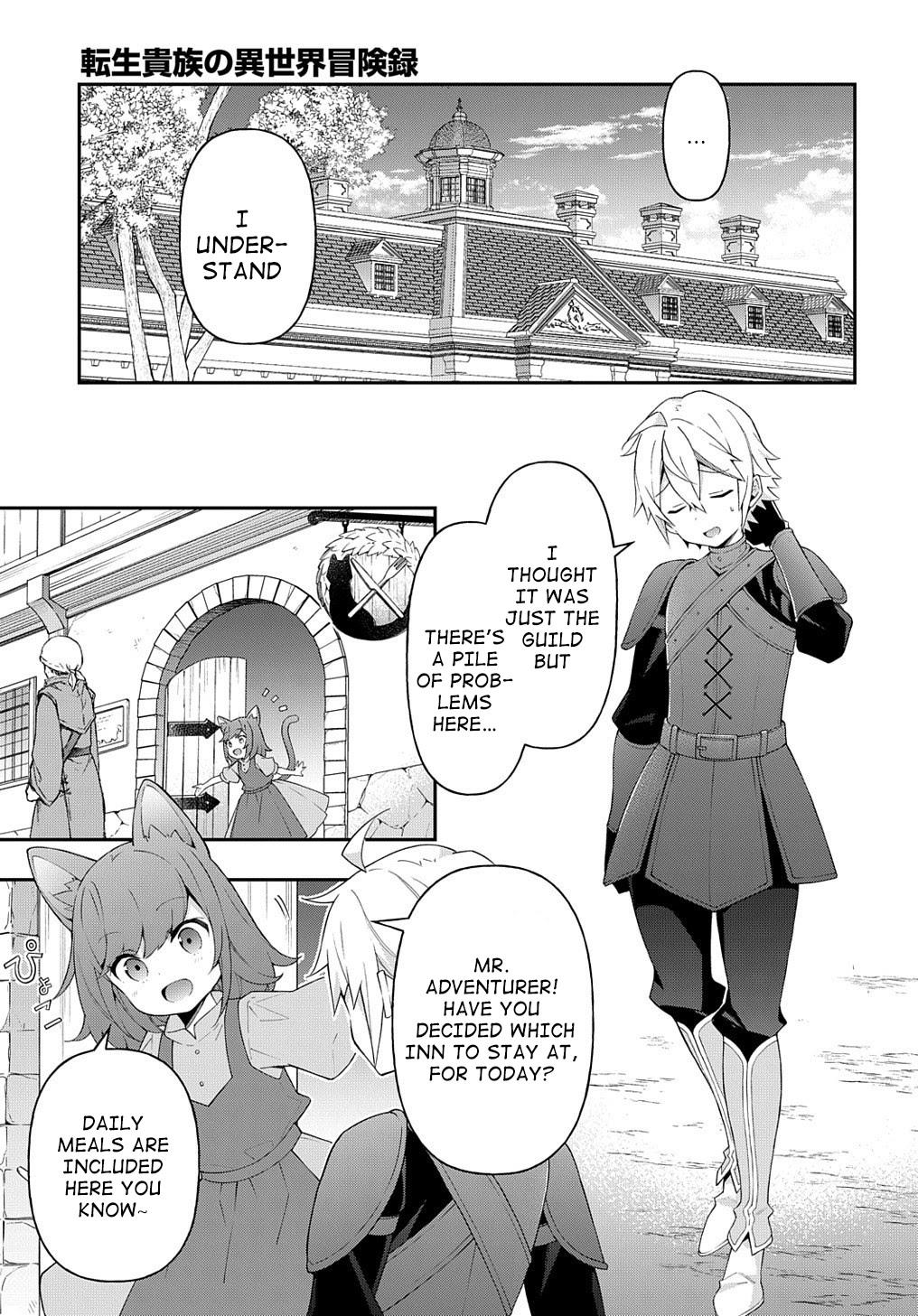 Tensei Kizoku No Isekai Boukenroku ~Jichou Wo Shiranai Kamigami No Shito~ Chapter 33 page 31 - Mangakakalots.com