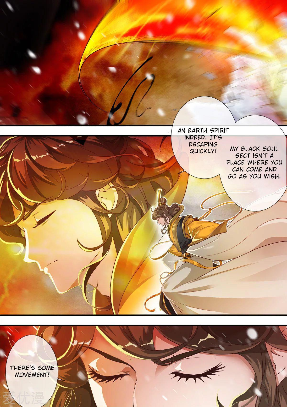 Xian Ni Chapter 167: Seizing The Earth Spirit page 10 - Mangakakalots.com