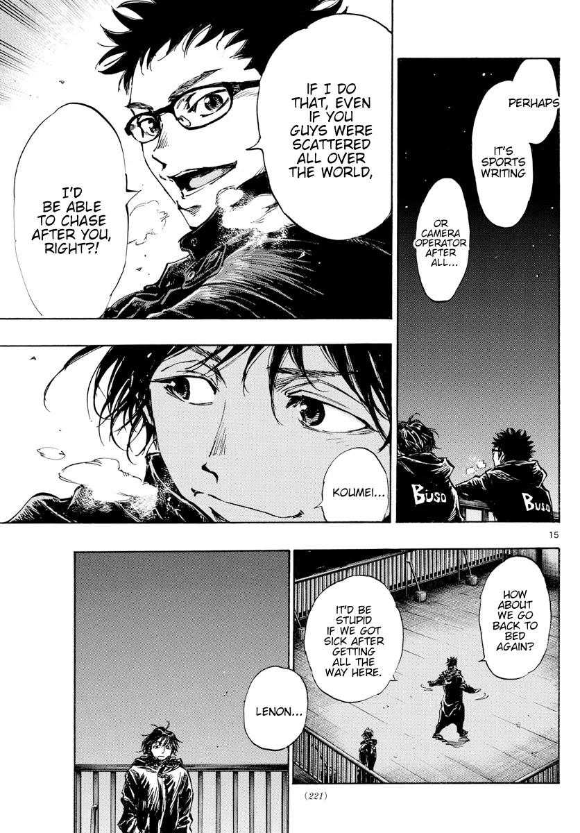 Be Blues ~Ao Ni Nare~ Chapter 453: Than The Ideal page 15 - Mangakakalots.com