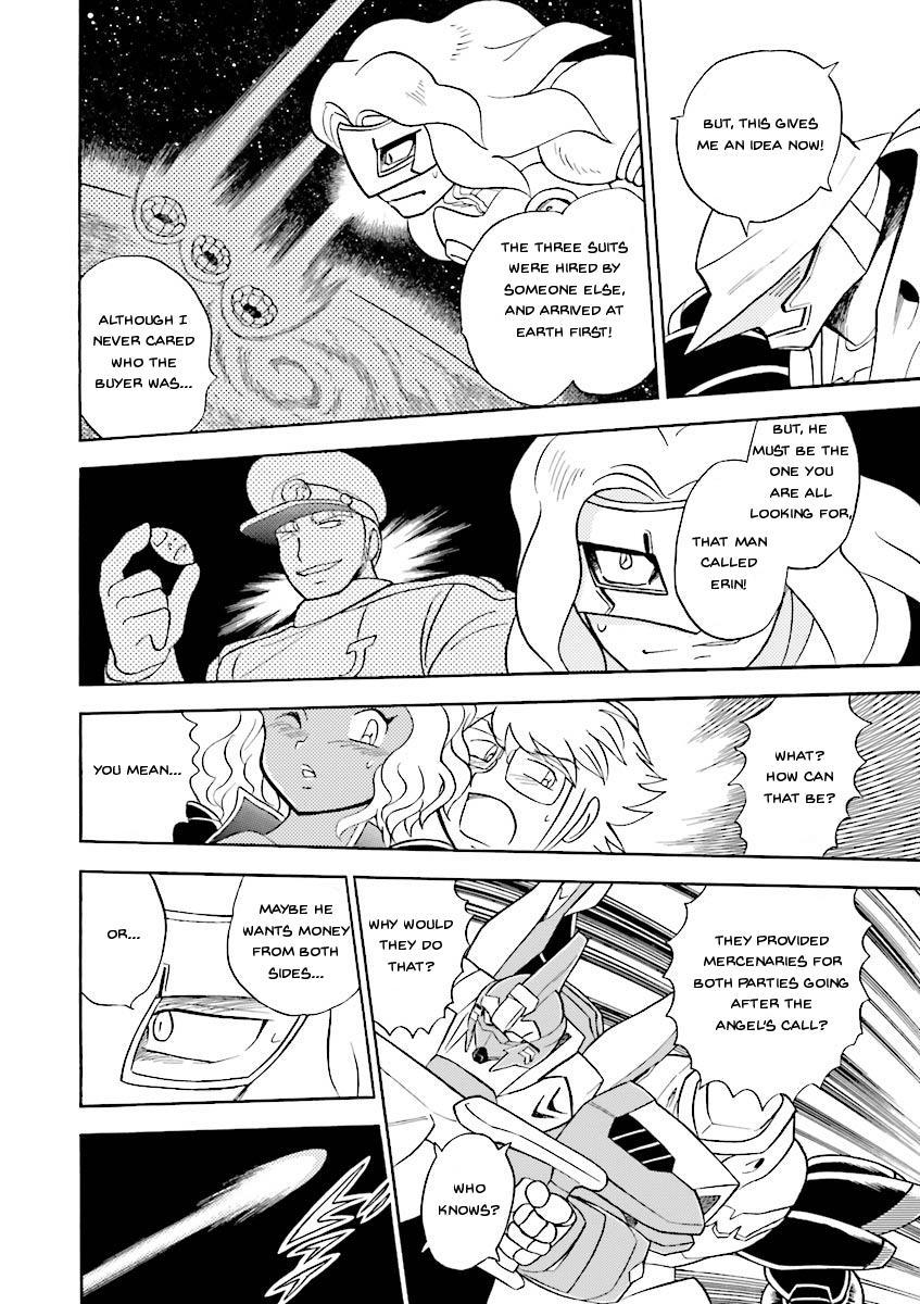 Kidou Senshi Crossbone Gundam Ghost Vol.5 Chapter 19: Jaburo's Thunderclap page 31 - Mangakakalots.com