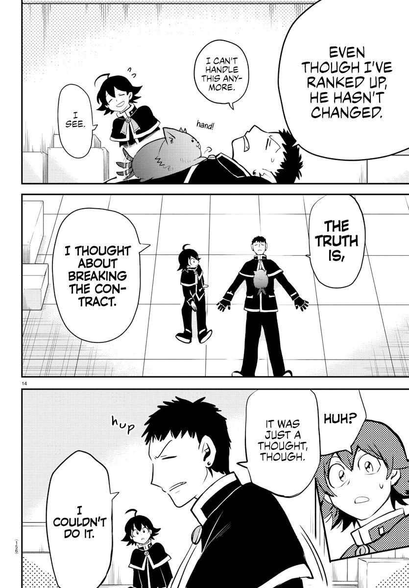 Mairimashita! Iruma-Kun Chapter 210 page 14 - Mangakakalots.com