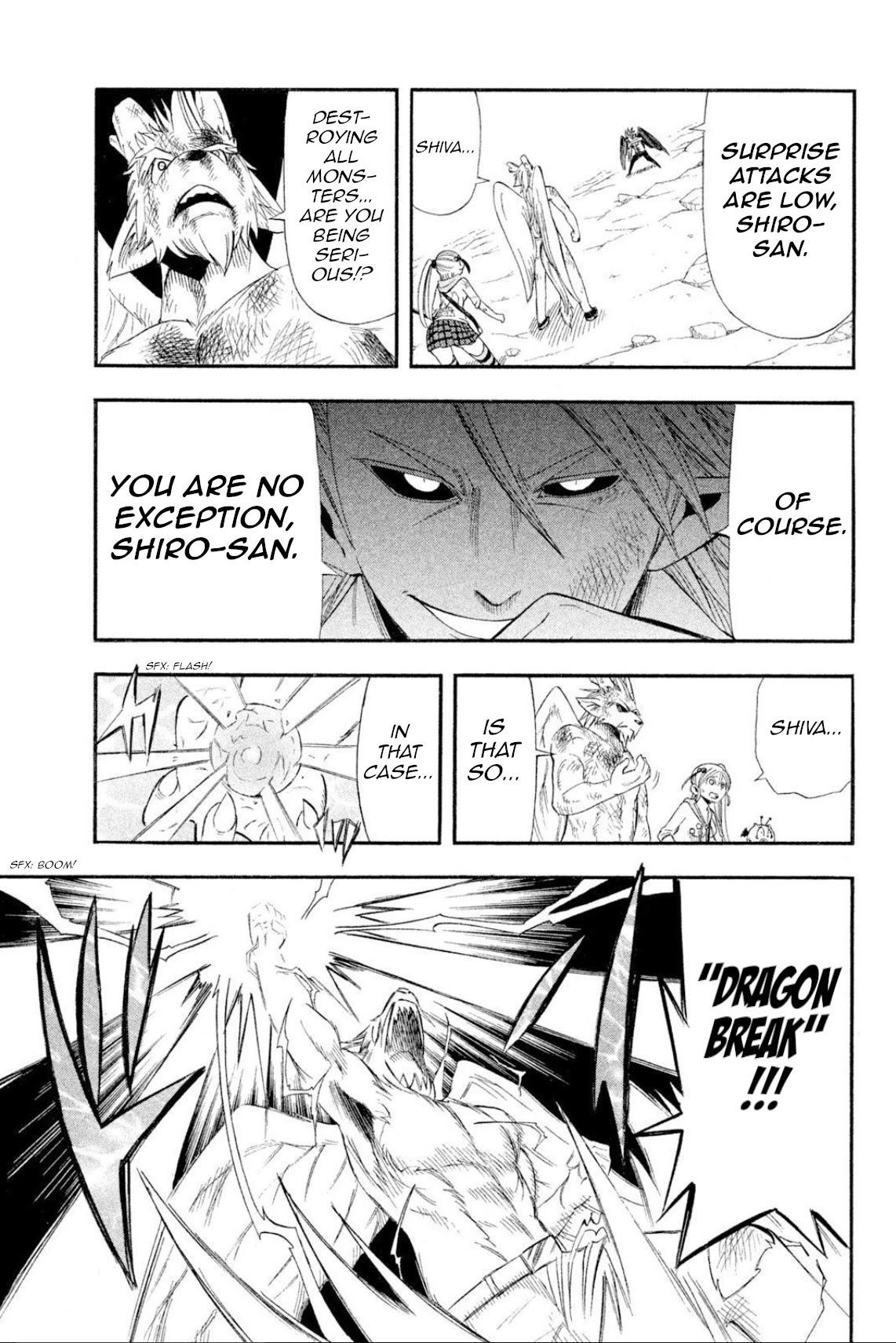 Buster Keel! Chapter 44: Shadowy Soloist (Part 2) page 17 - Mangakakalots.com