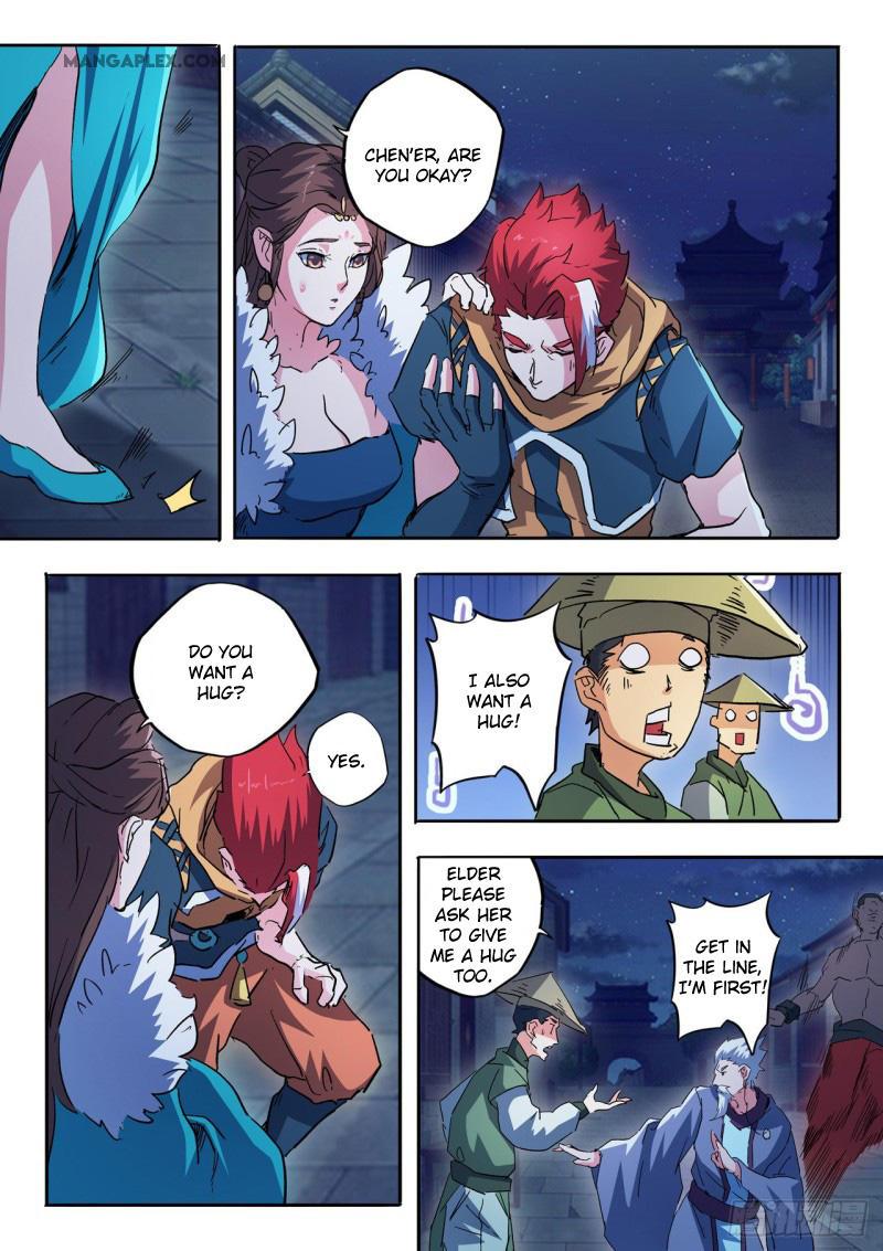 Martial Master Chapter 459 page 11 - Mangakakalots.com