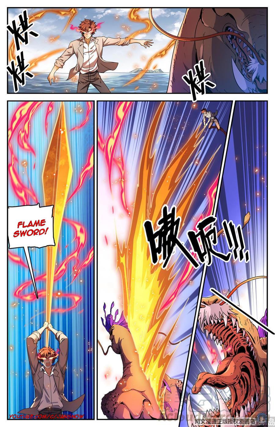 Versatile Mage Chapter 651 page 7 - Mangakakalots.com