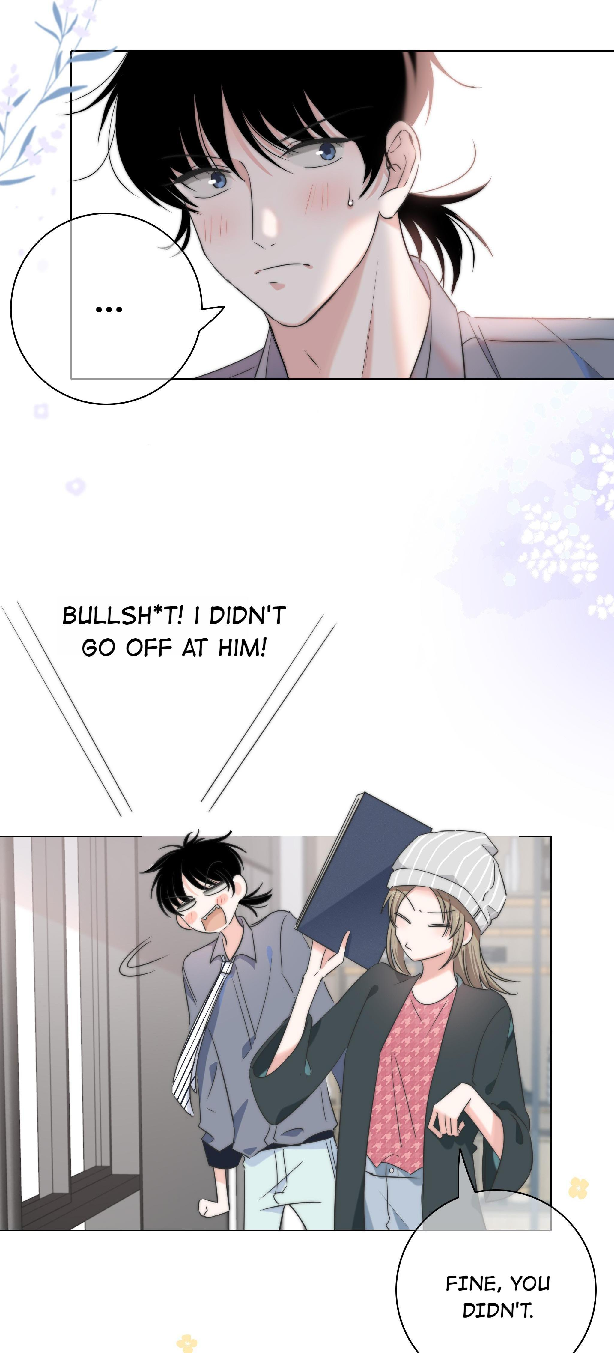 Touch Your World Chapter 36: Just Friends? page 6 - Mangakakalots.com