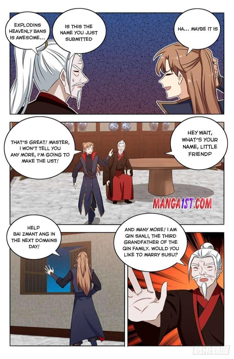 Strongest Anti M.e.t.a Chapter 390 page 3 - Mangakakalots.com