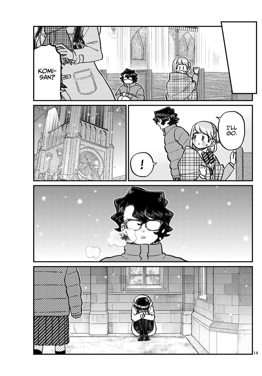 Komi-San Wa Komyushou Desu Chapter 294: I'm Also Sorry page 14 - Mangakakalots.com