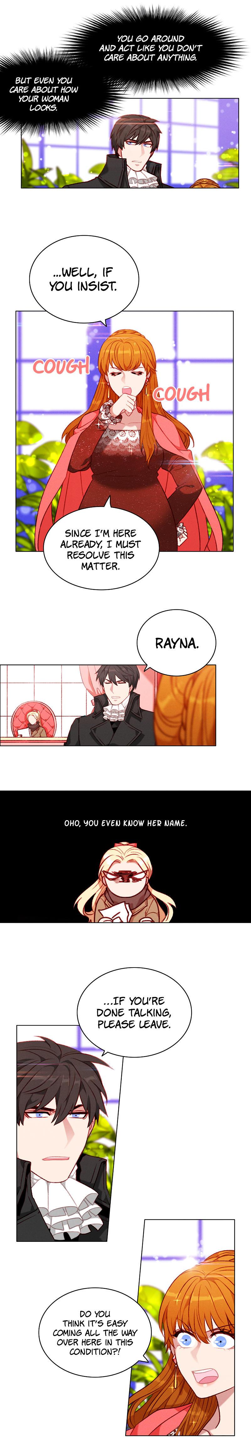 Living As The Tyrant's Older Sister Chapter 79 page 6 - Mangakakalots.com
