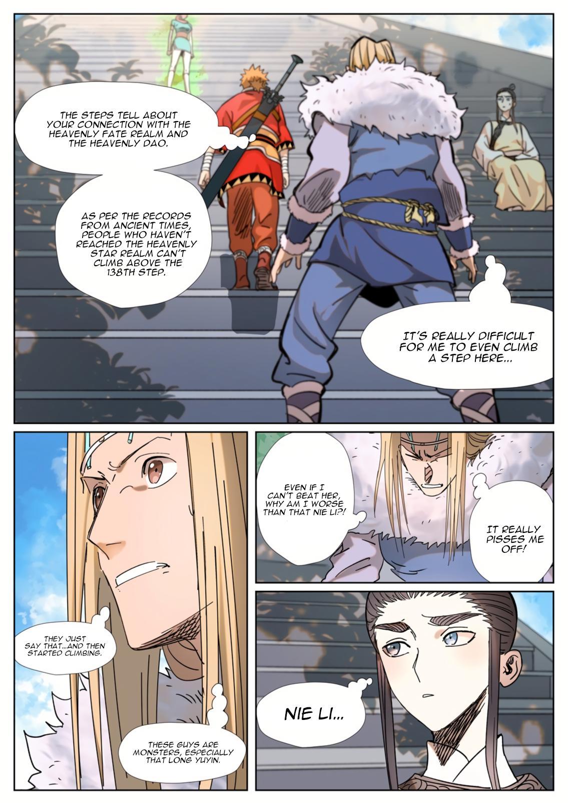 Tales Of Demons And Gods Chapter 314.1 page 10 - Mangakakalots.com