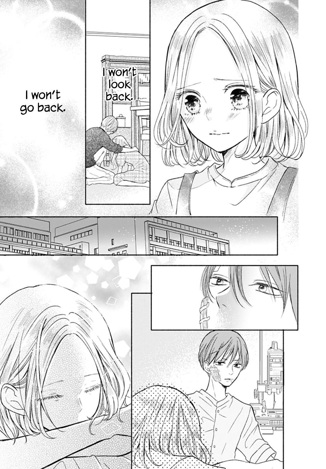 Saihate No Polaris Chapter 9: Final page 22 - Mangakakalots.com
