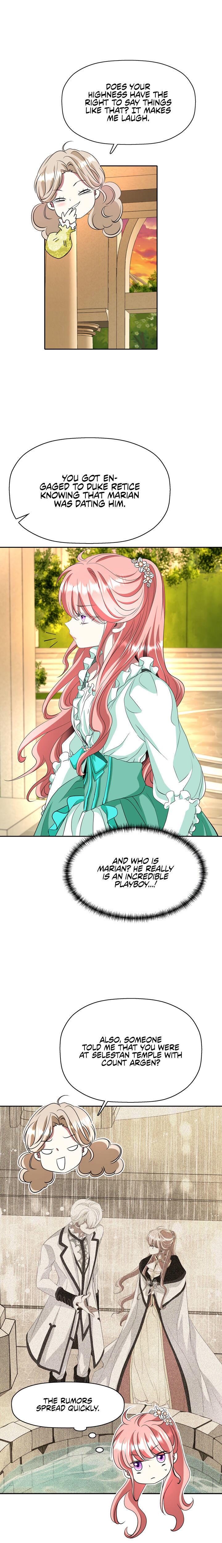 I'M A Killer But I'M Thinking Of Living As A Princess Chapter 12 page 14 - Mangakakalots.com