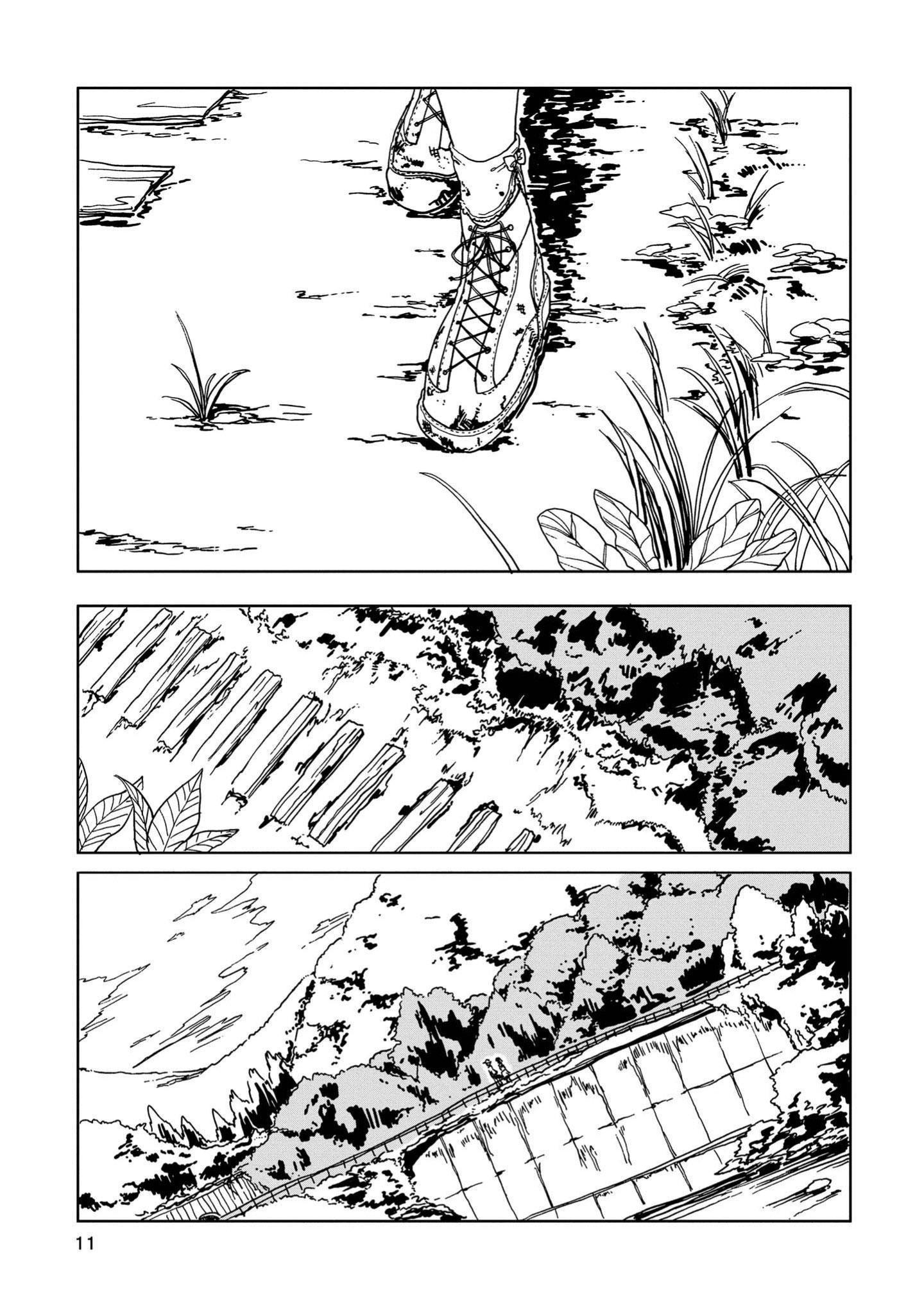 Good-Bye Dystopia Chapter 5: Look Both Ways, Always page 7 - Mangakakalots.com