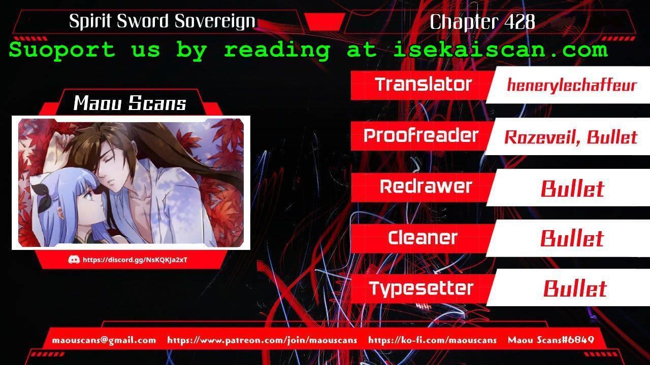 Spirit Sword Sovereign Chapter 428 page 1 - Mangakakalot