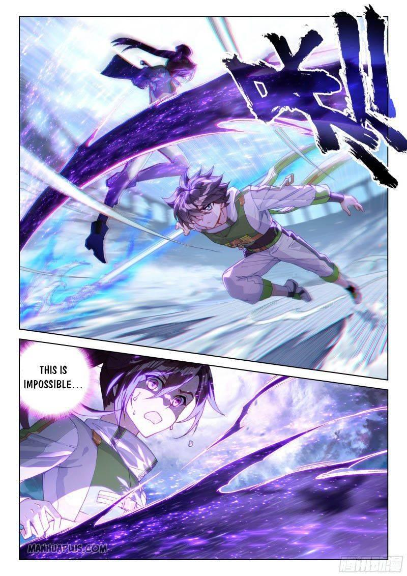 Soul Land Iv - The Ultimate Combat Chapter 207 page 5 - Mangakakalots.com