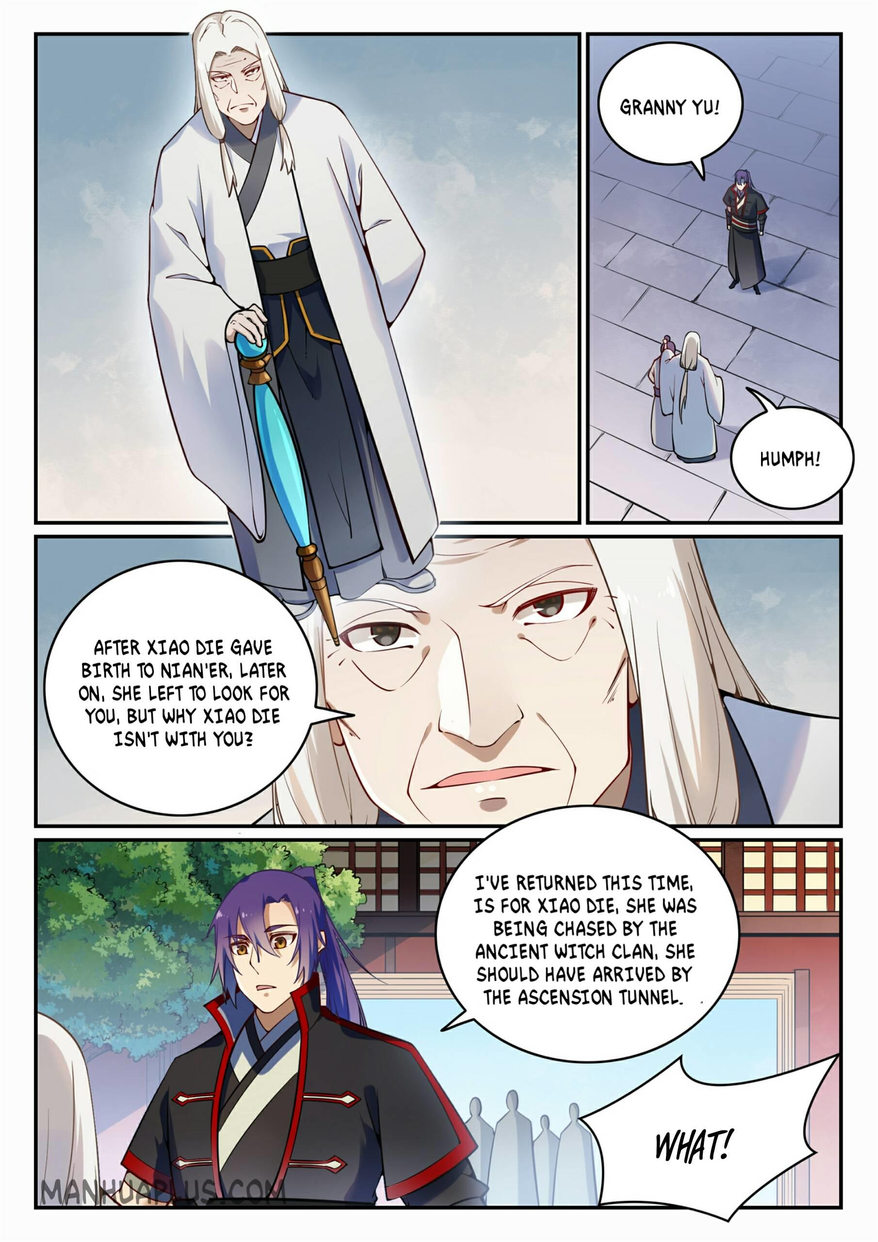Apotheosis Chapter 710 page 12 - Mangakakalots.com