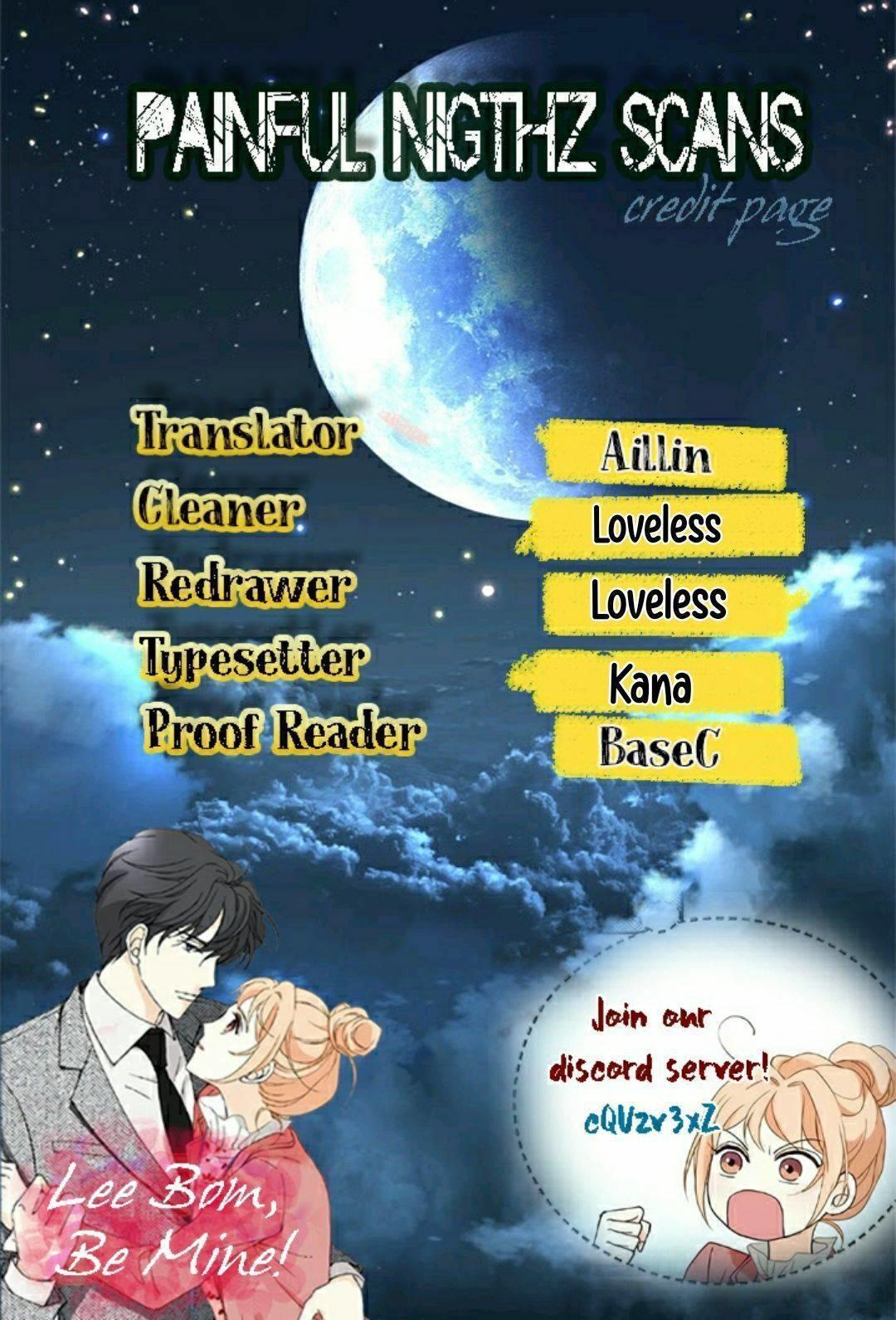Lee Bom , Be Mine Chapter 17 page 1 - Mangakakalots.com