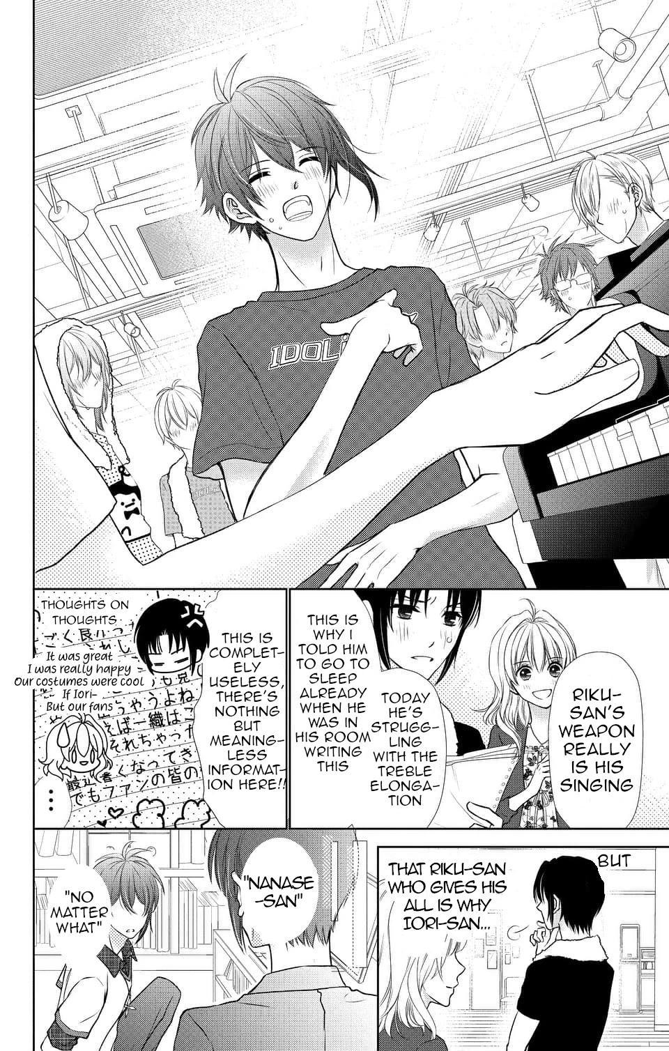 Idolish7 Chapter 12 page 14 - Mangakakalots.com