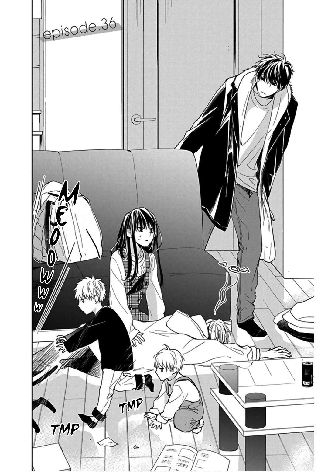 Tsuiraku Jk To Haijin Kyoushi Chapter 36 page 4 - Mangakakalots.com