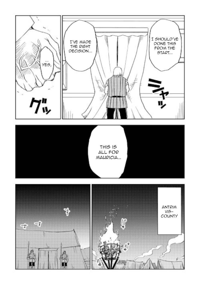 Isekai Tensei Soudouki Chapter 69: Receiving Notice page 23 - Mangakakalot