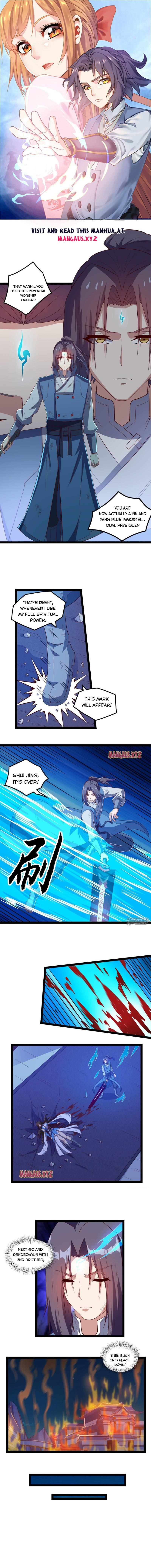 Trample On The River Of Immortality Chapter 165 page 1 - Mangakakalots.com